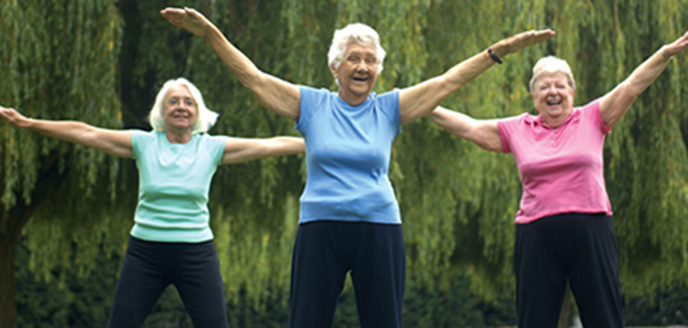 and older activity adult Physical